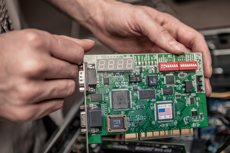 Computer Hardware Diagnose von PC-TOP Jetzer GmbH Tägerwilen